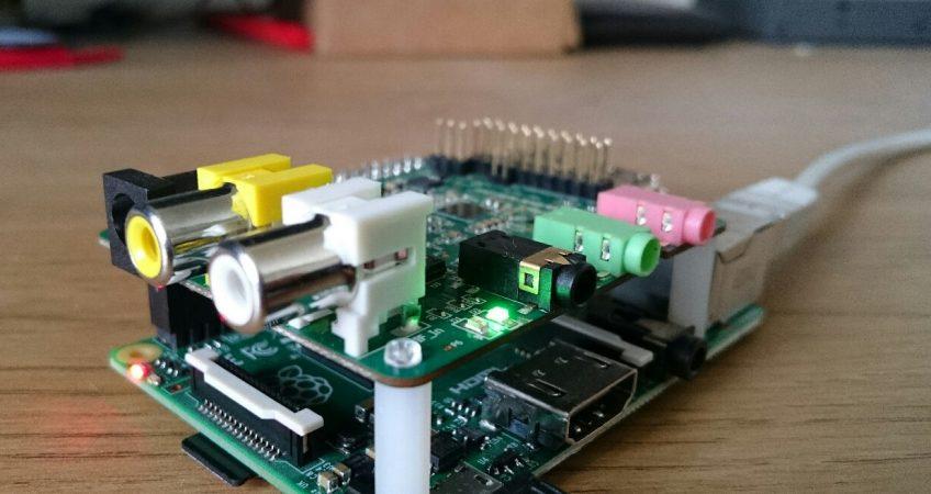 IoT: Raspberry Pi Seismometer
