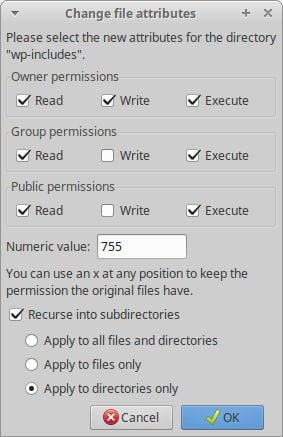 recursively-set-file-permissions-filezilla-2